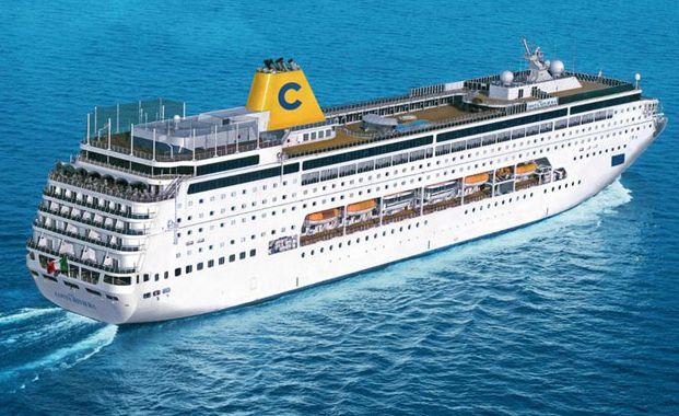 Nuovo incidente su una nave Costa al largo dell'Oceano Indiano