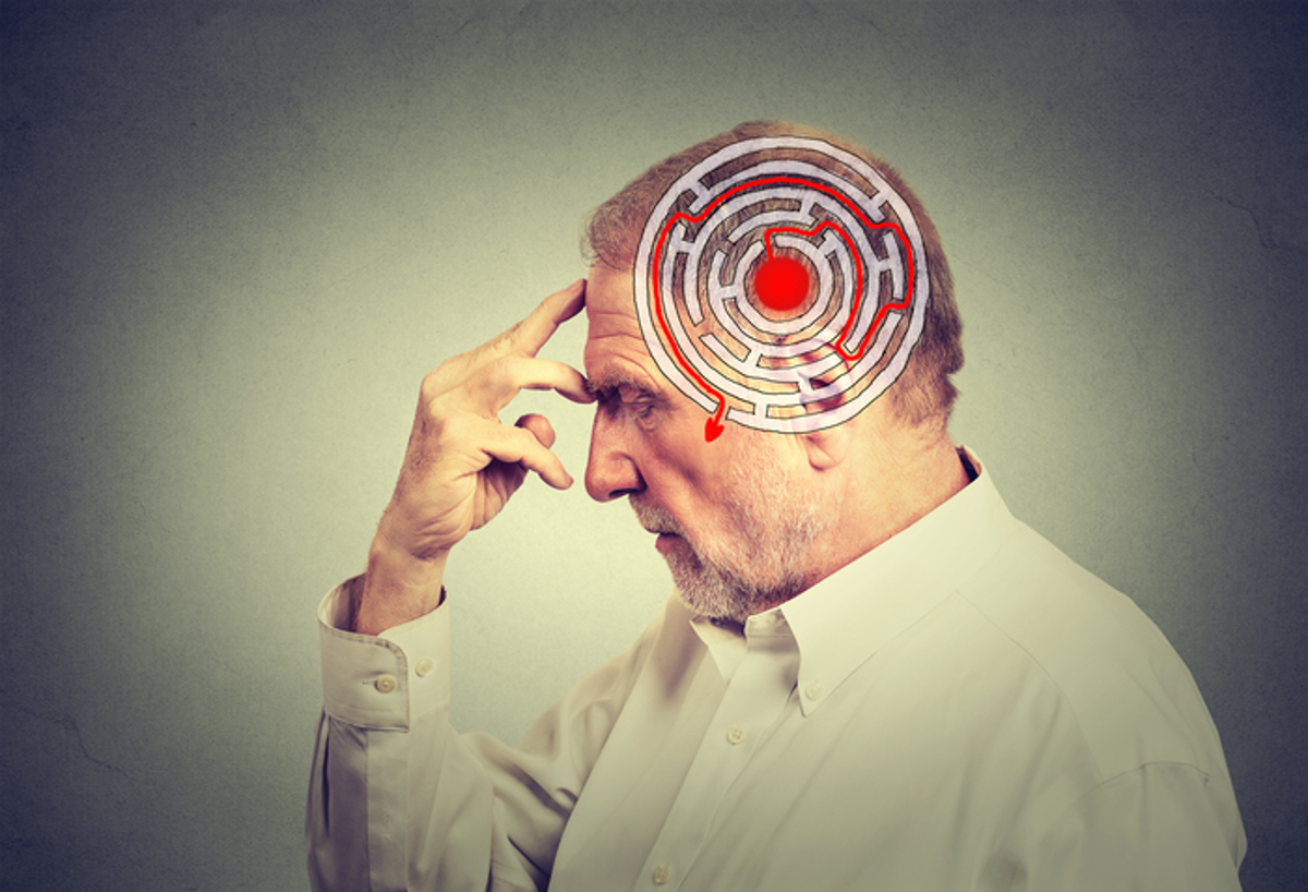 Alzheimer, scoperta l'area in cui ha origine la malattia