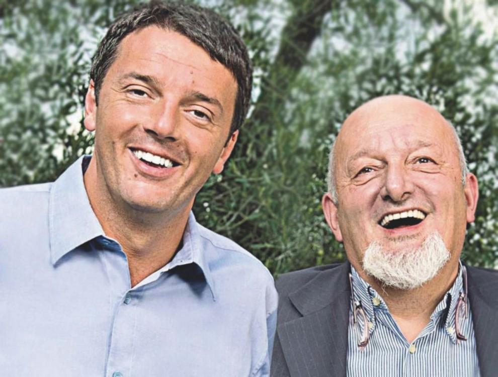 Emerge un'intercettazione tra Renzi e il padre Tiziano