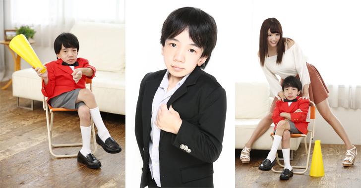 Kohey Nishi: sembra un bambino ma ha 24 anni e fa l'attore hard