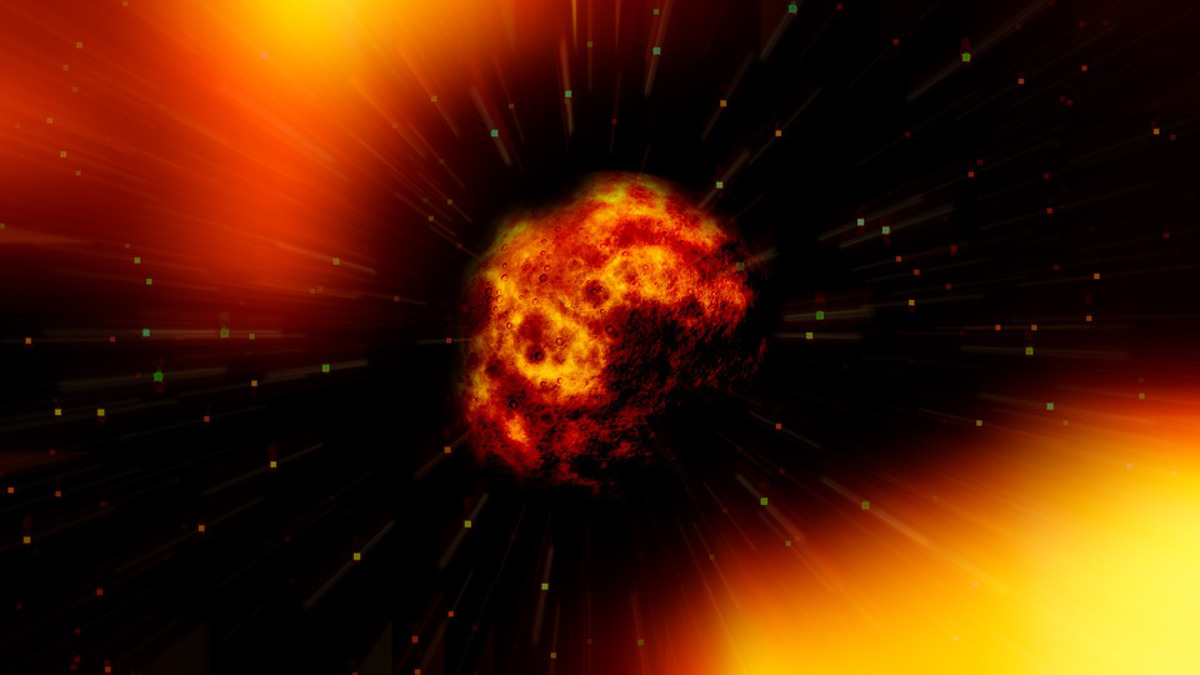 Asteroide minaccia l'economia mondiale