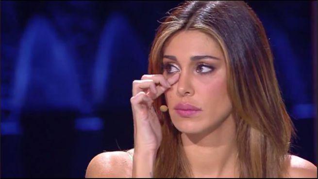 Tu Si Que Vales, Belen Rodriguez non si presenta in studio