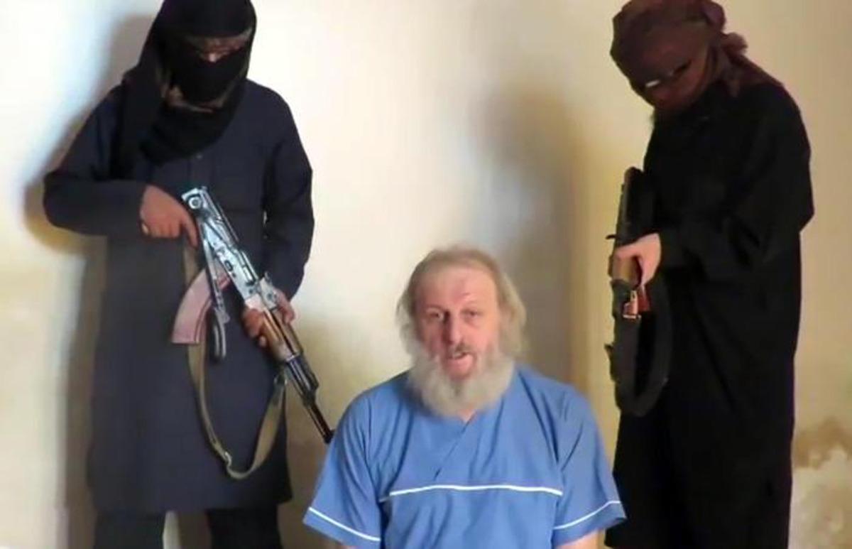 Siria: in nuovo video Italiano rapito