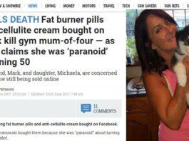 Linda Baranowski muore per delle pillole dimagranti