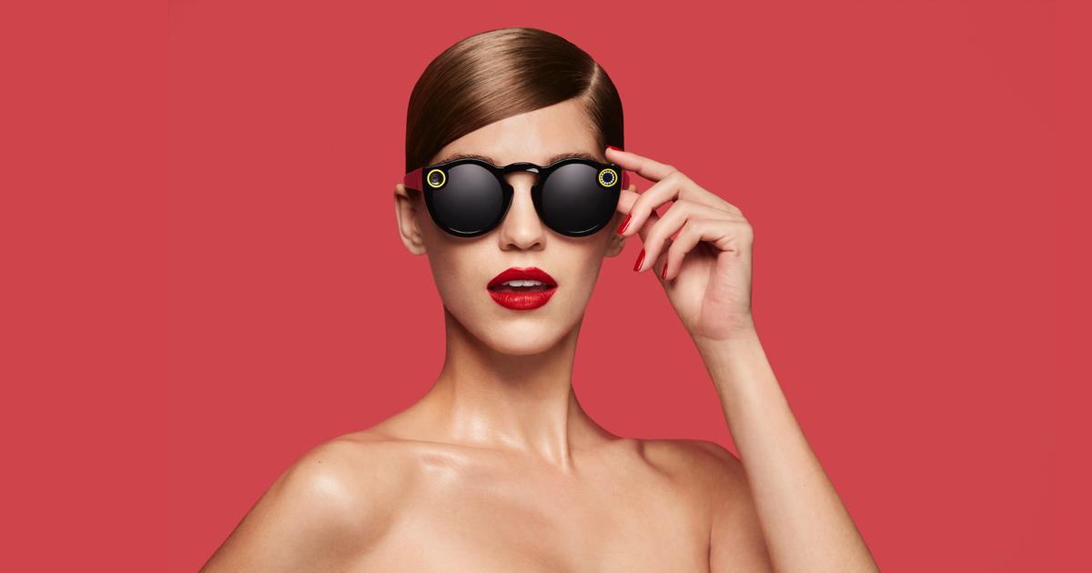 Gli snapchat spectacles sono ora disponibili in Europa