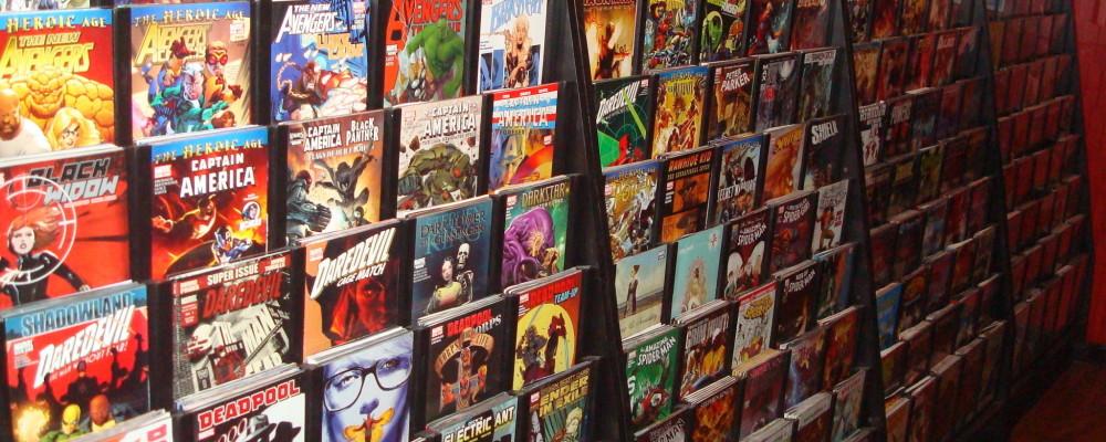 Fumetti, novità e attese del 2017