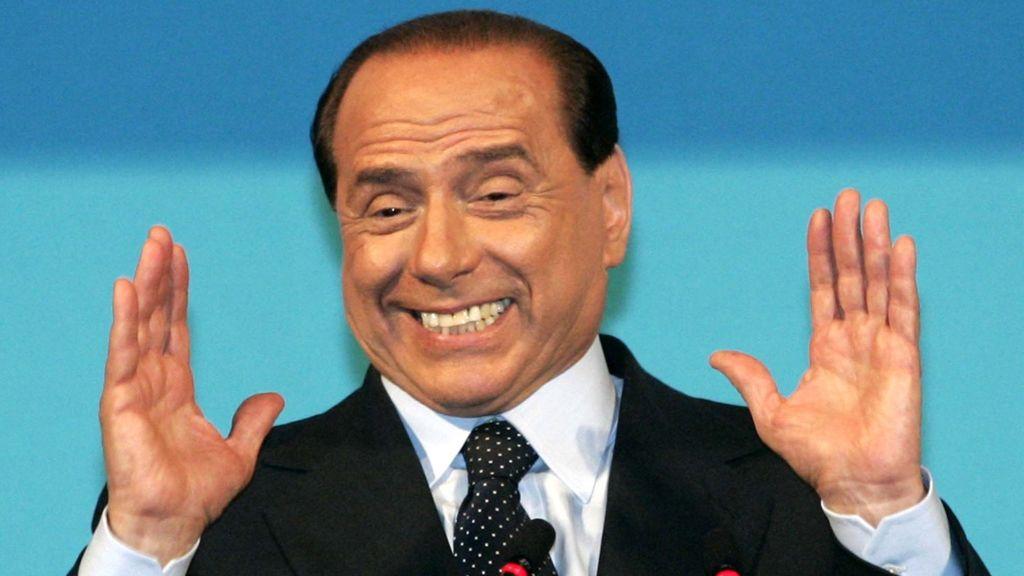 Luigi Berlusconi che bacia un uomo? Ecco come ha reagito papà Silvio