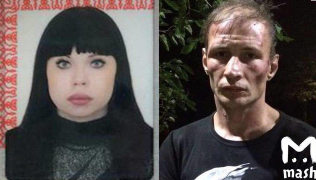 Dmitry Bakshaev e Natalia Shaporenko