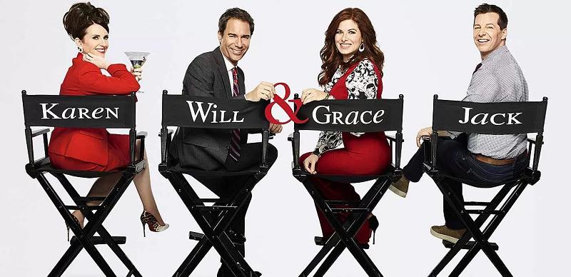 Will & Grace, il ritorno: dove e quando verrà trasmesso in Italia