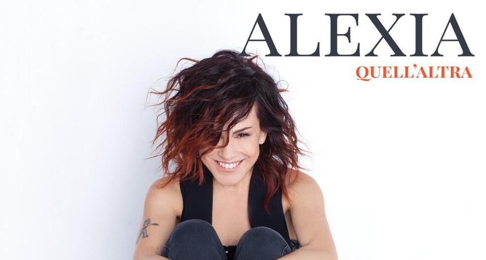 Alexia torna a fare musica: in arrivo un nuovo album