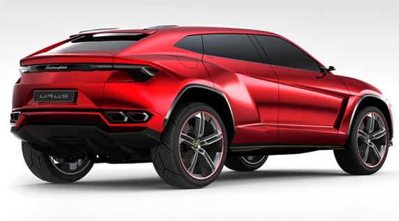 Lamborghini Urus Video Ufficiale