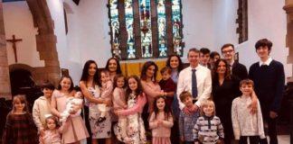 famiglia radford