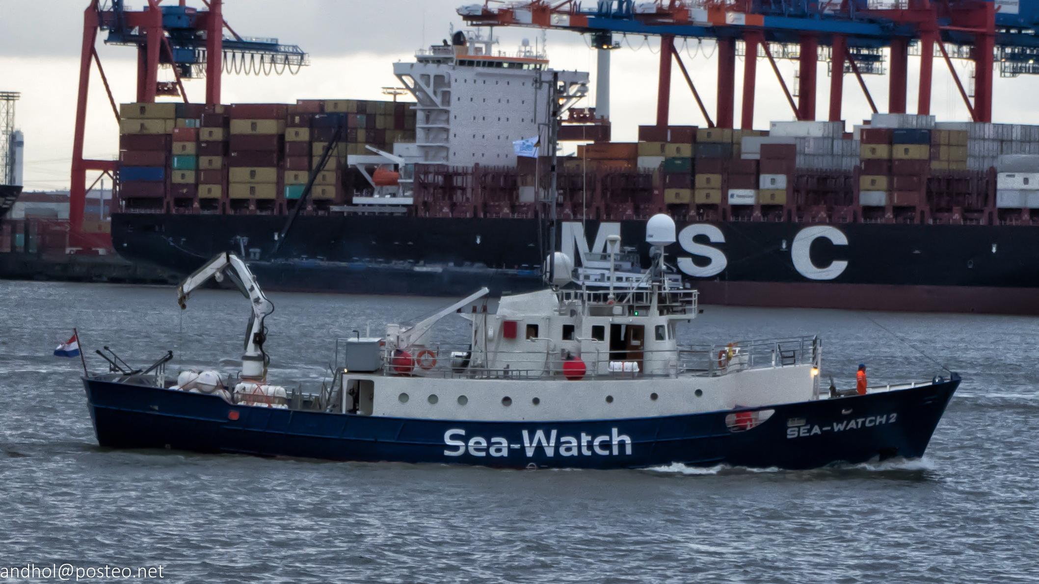 Il caso Sea Watch in via di risoluzione