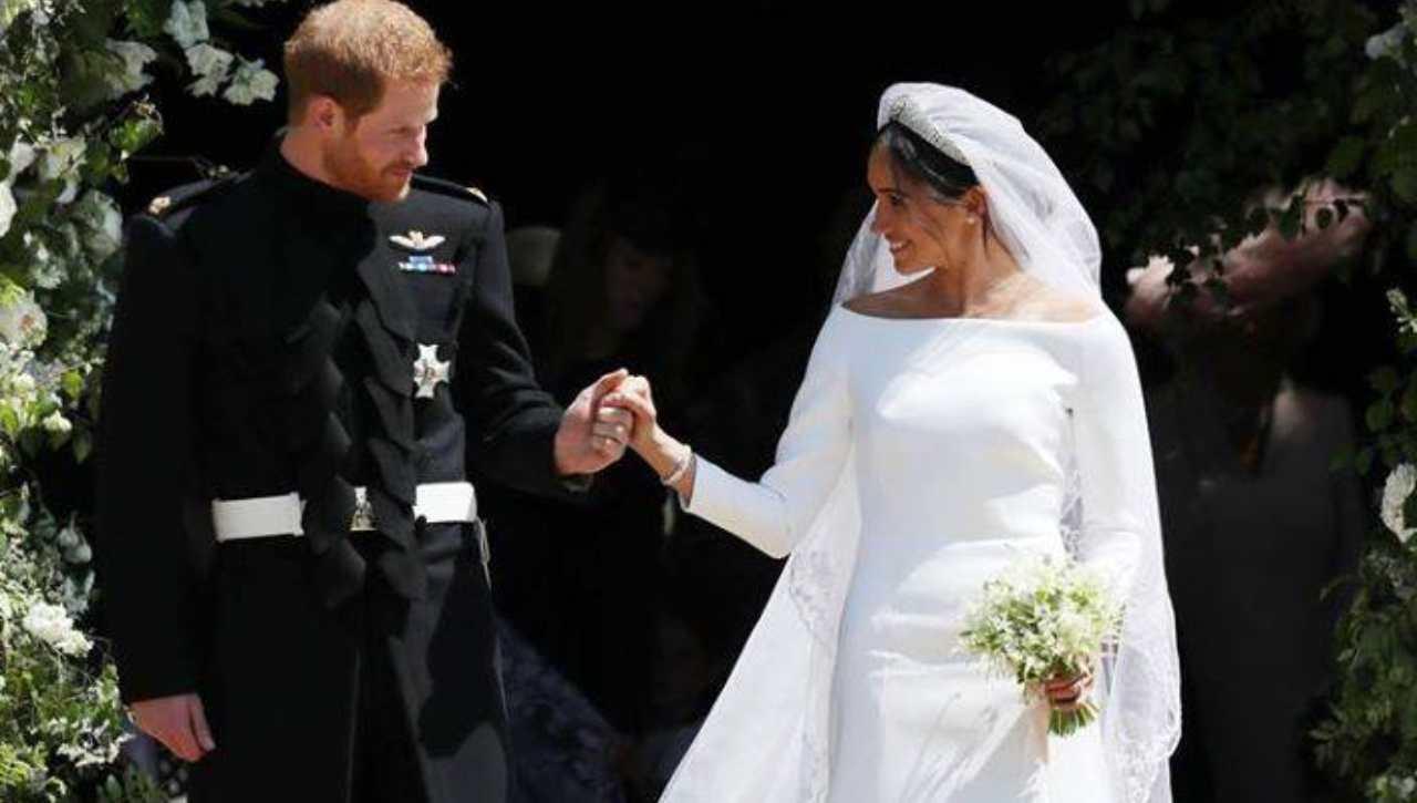 Anniversario Harry e Meghan: 2 anni dalle nozze dei Duchi di Sussex