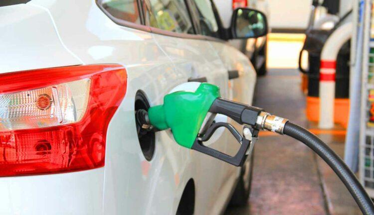 Aumento della benzina
