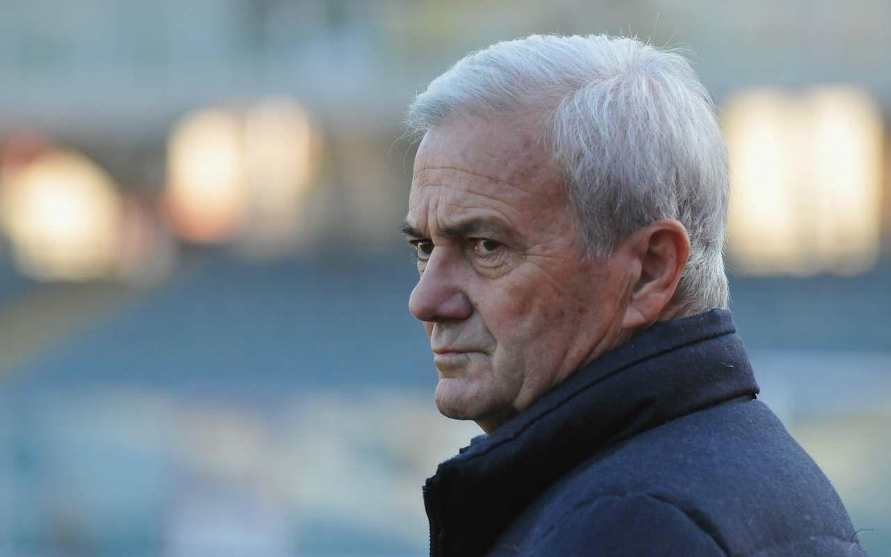 Piange il mondo Inter: è morto l'ex allenatore Gigi Simoni