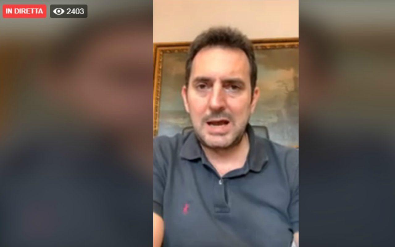 Ripresa dello sport, Ministro Spadafora in diretta Facebook – LIVE VIDEO