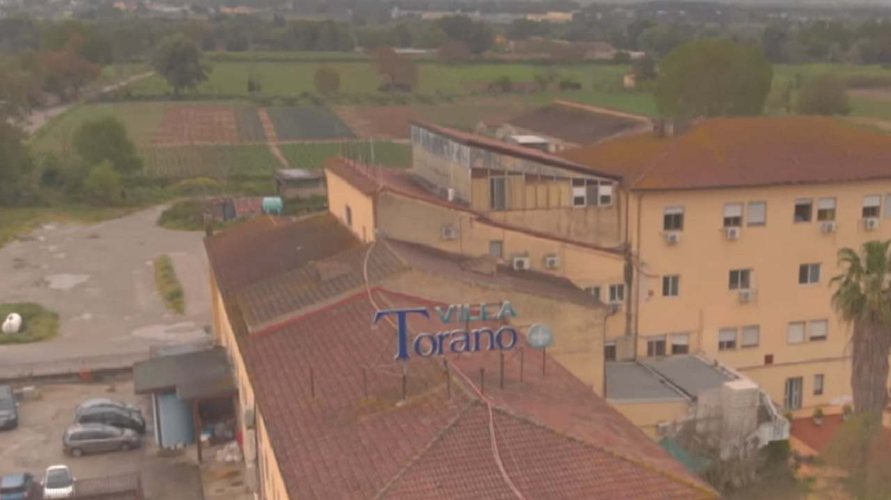 Report Villa Torano