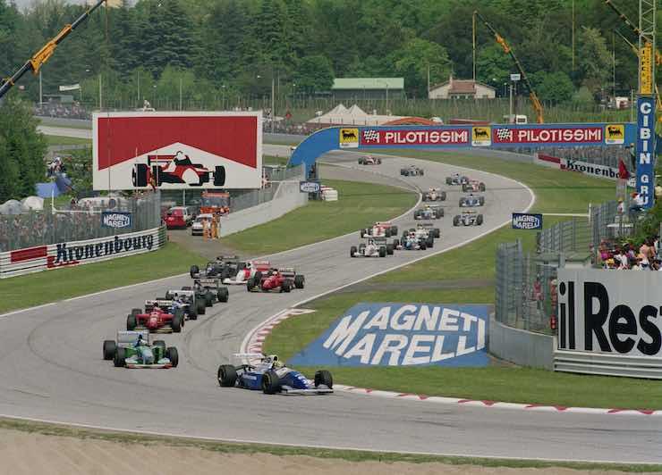 Imola San Marino Formula 1 1994