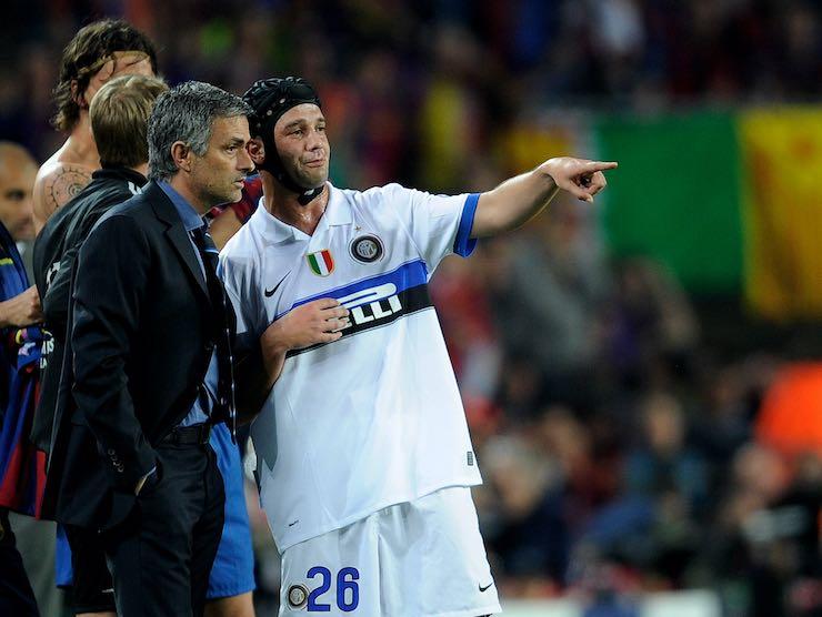 inter mourinho triplete