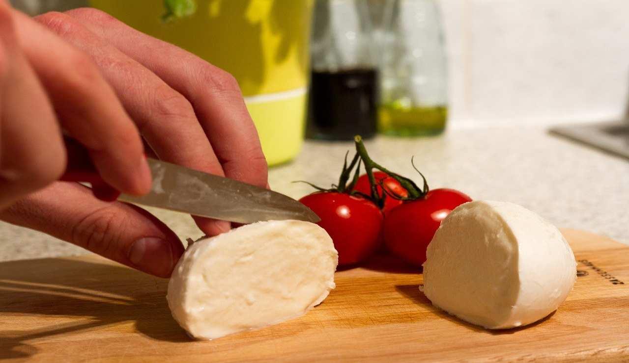Mozzarella carrozza ricetta