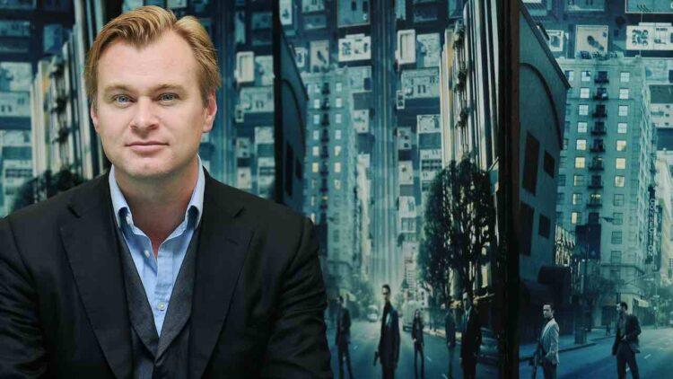 inception Christopher Nolan