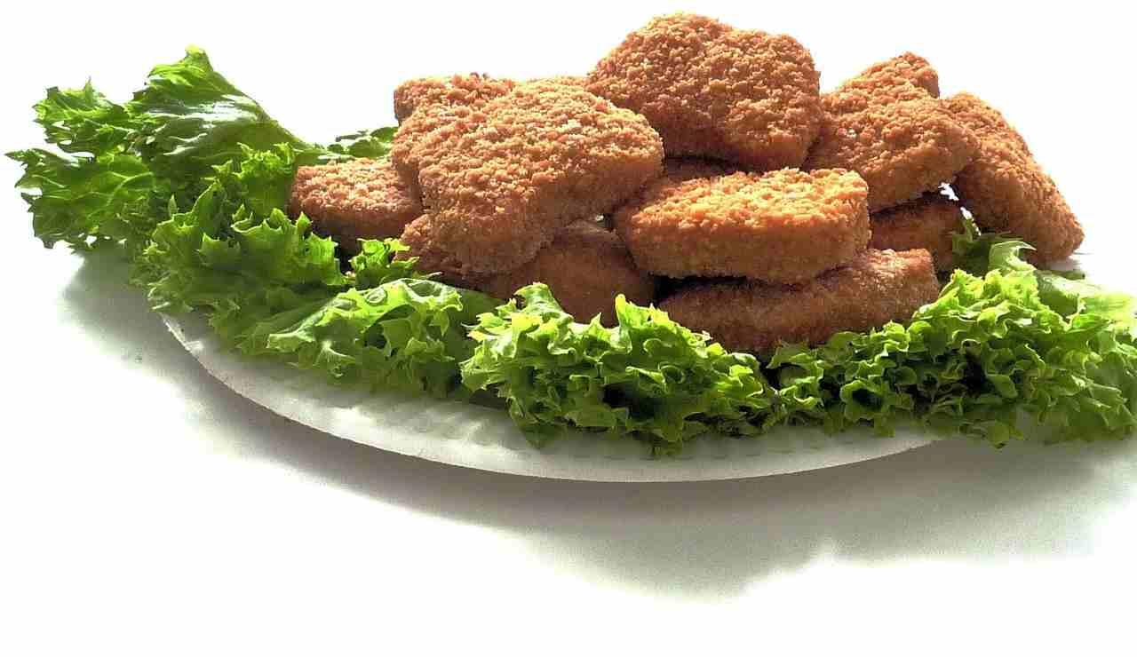 Nuggets ricetta