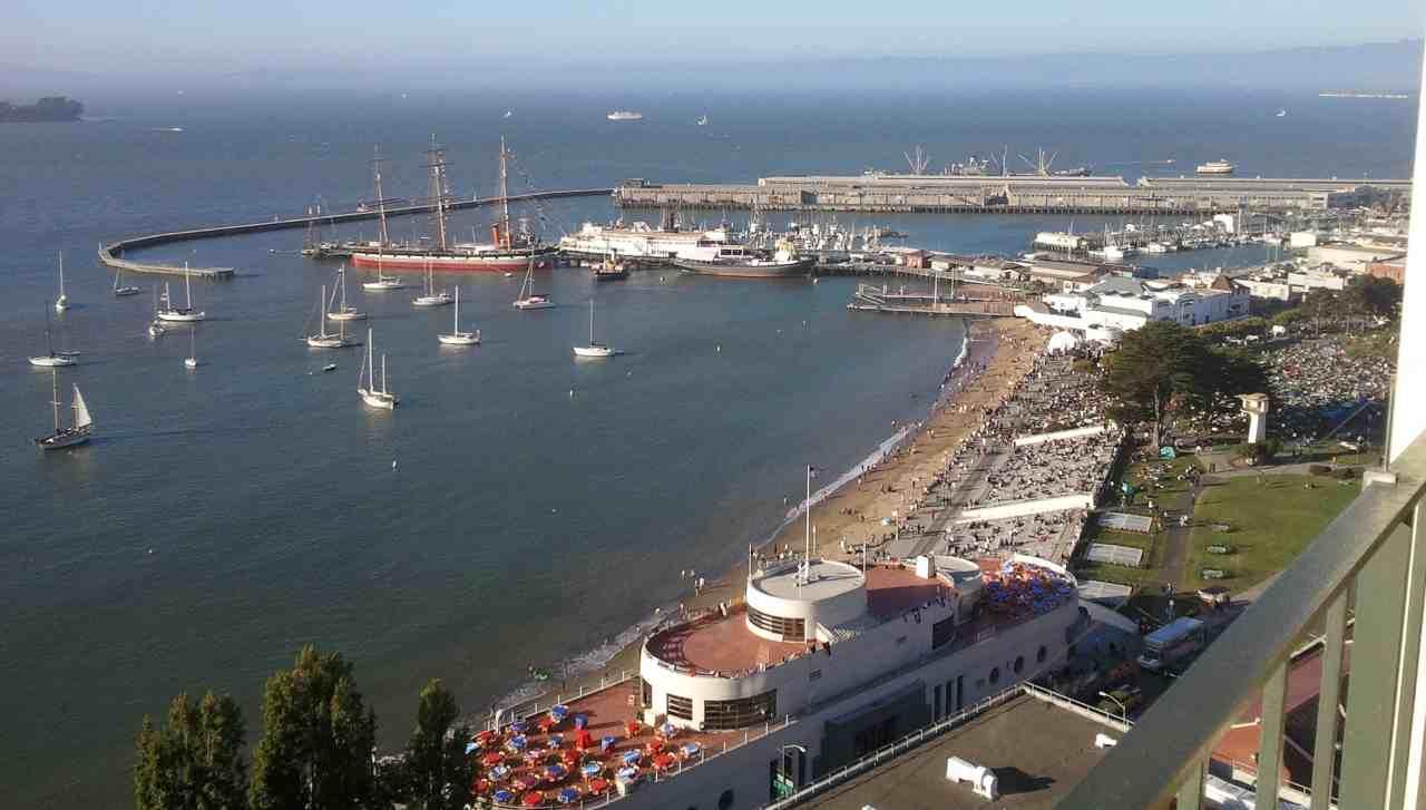San Francisco, Fisherman's Wharf in fiamme: immagini spaventose – FOTO