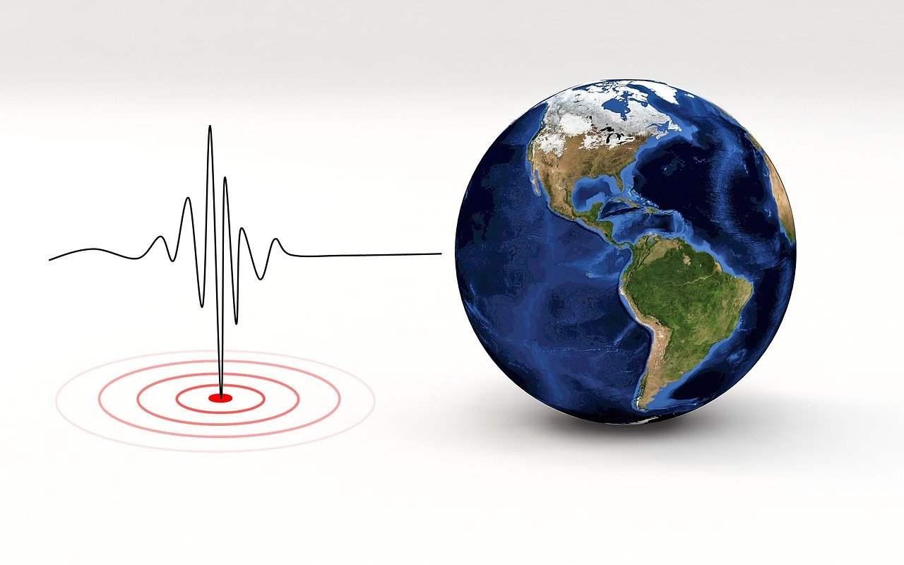 Terremoto nel Mediterraneo: epicentro e magnitudo