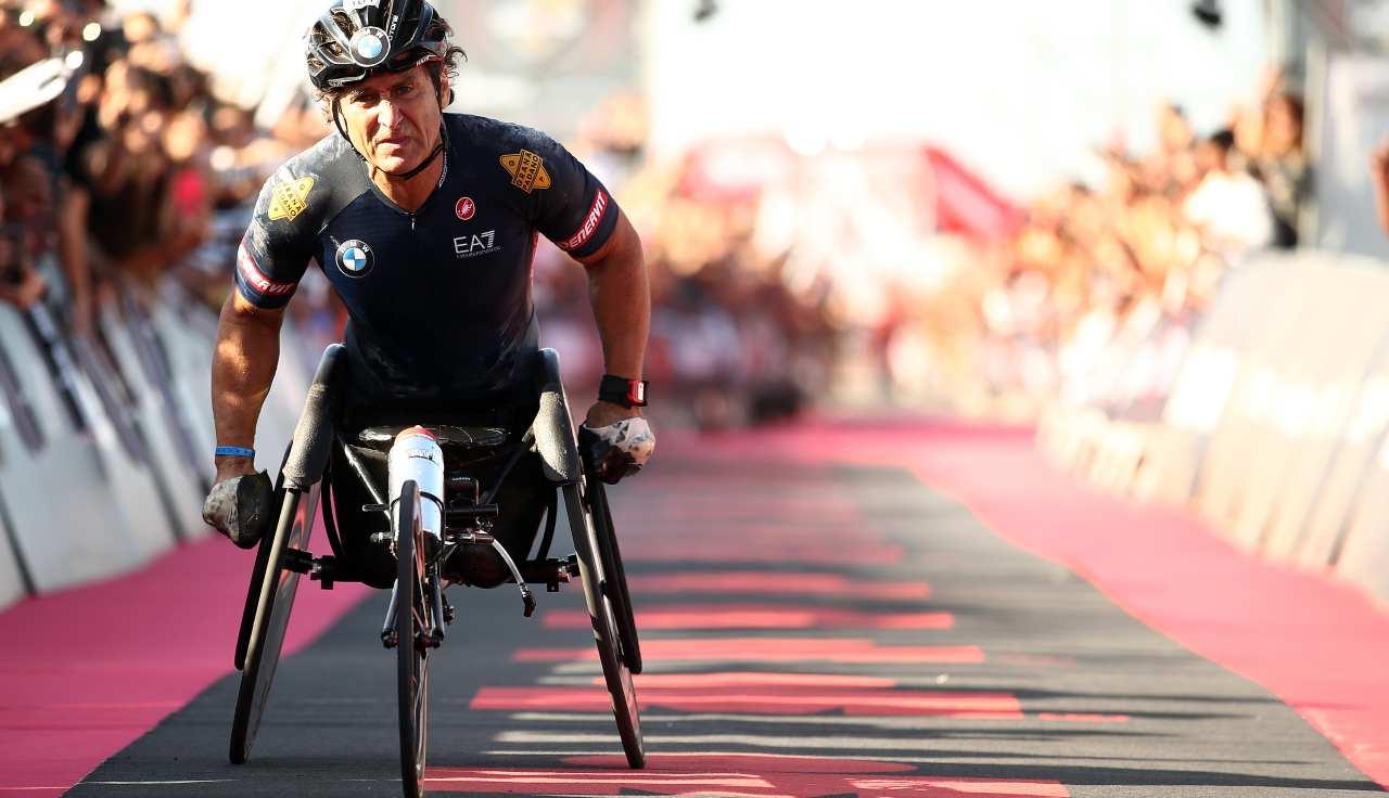 Alex Zanardi paraciclismo