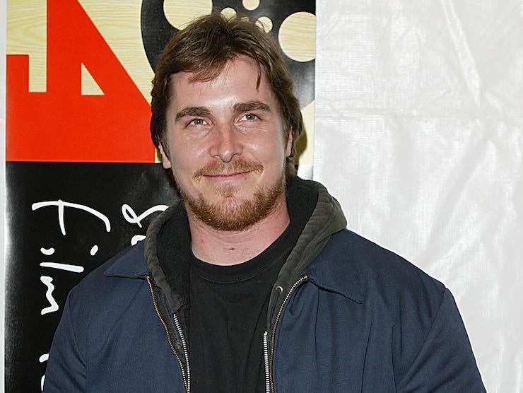 Christian Bale grasso