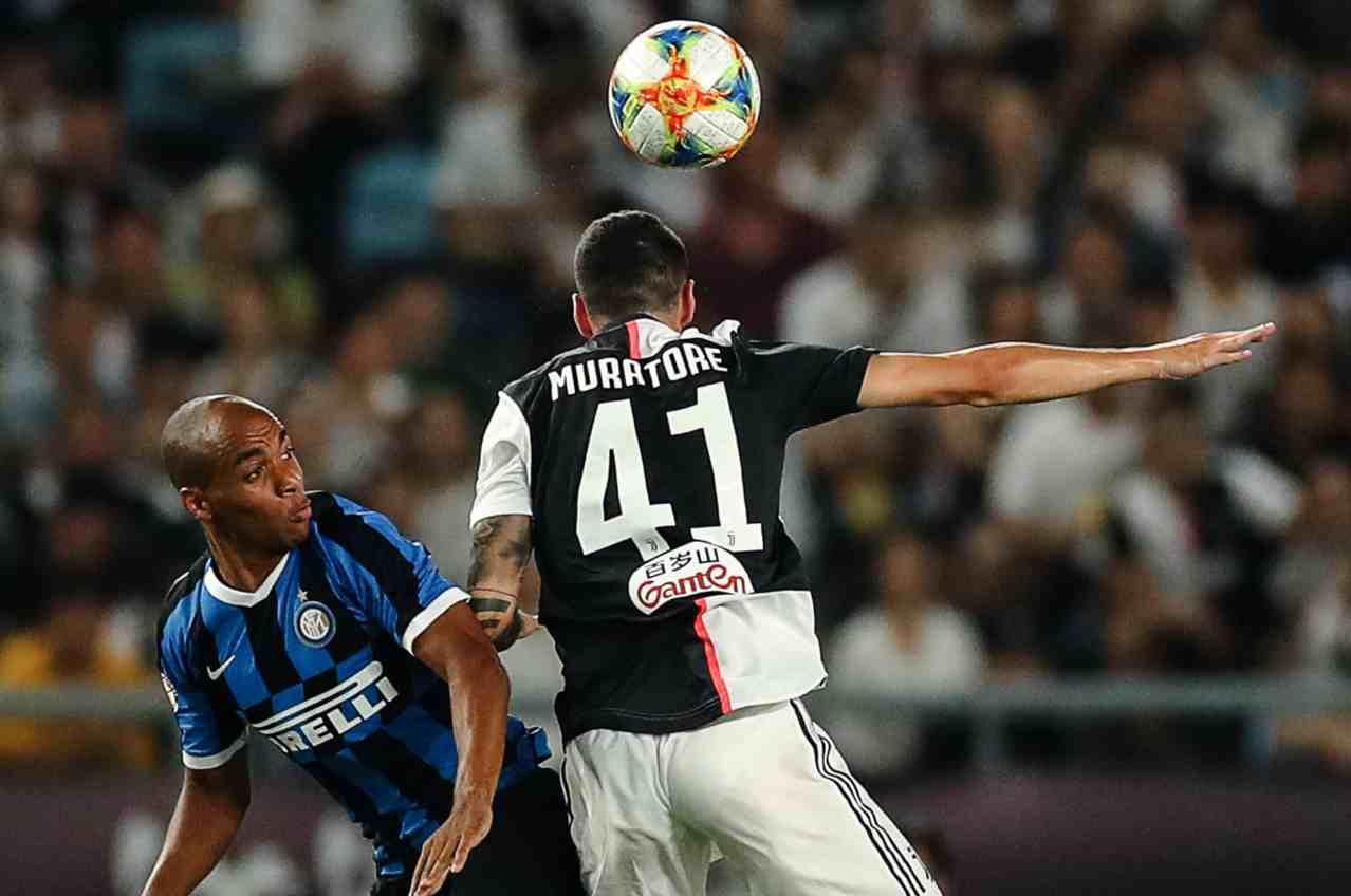 UFFICIALE – Muratore dalla Juventus all'Atalanta per 7 mln. Ma è polemica social