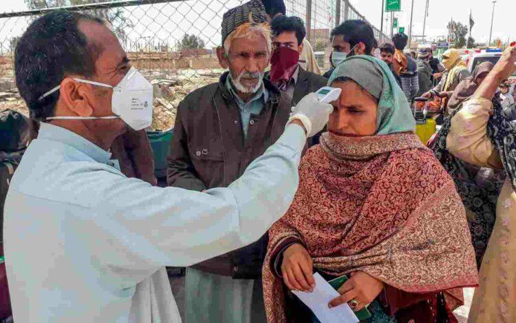 coronavirus asia india pakistan