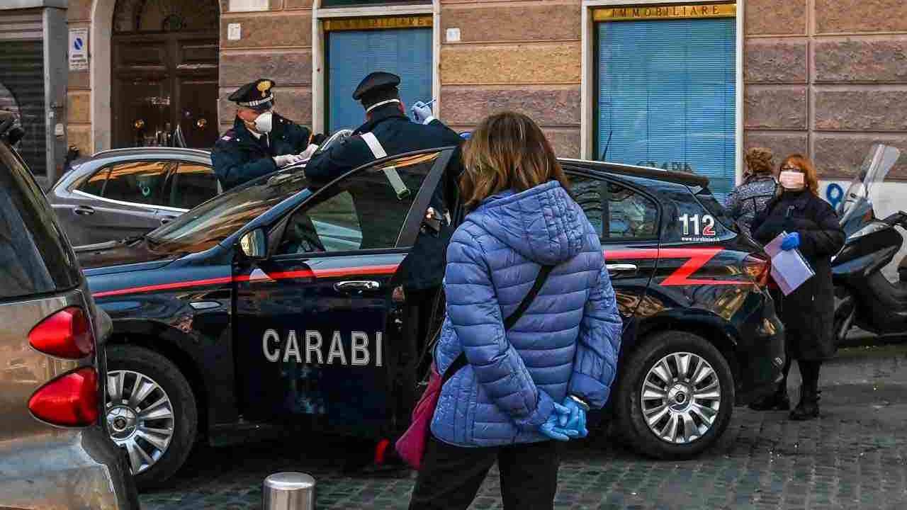 spinetoli ex carabiniere