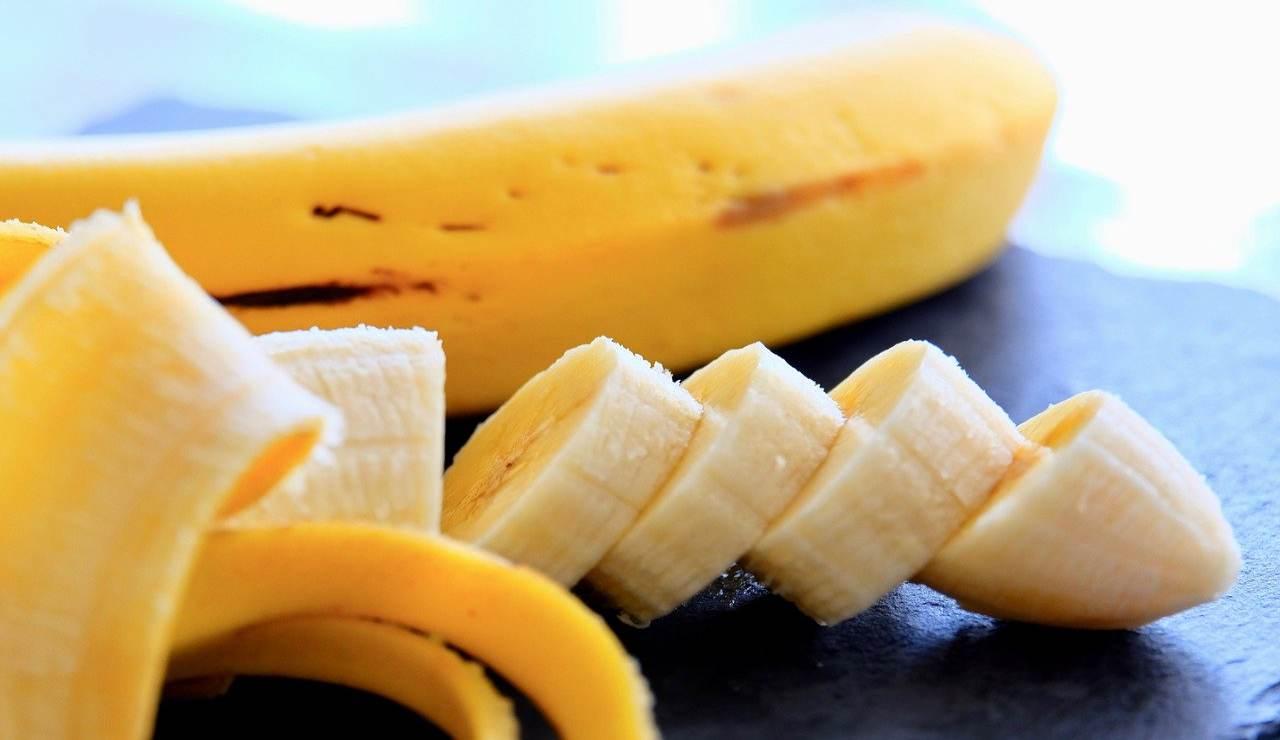 Frappé banana ricetta