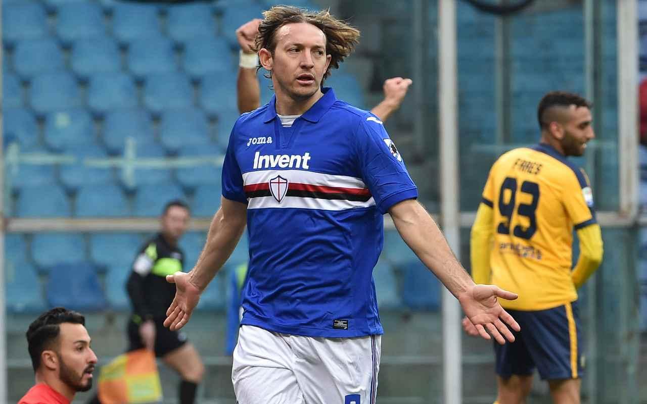 """Barreto, addio alla Sampdoria: """"Troppi rischi per il coronavirus"""""""
