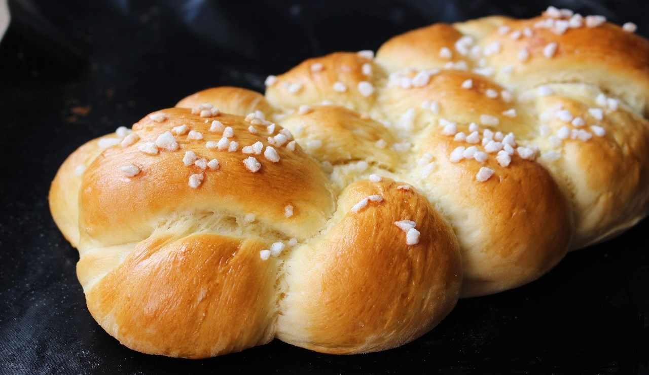 Pan brioche ricetta