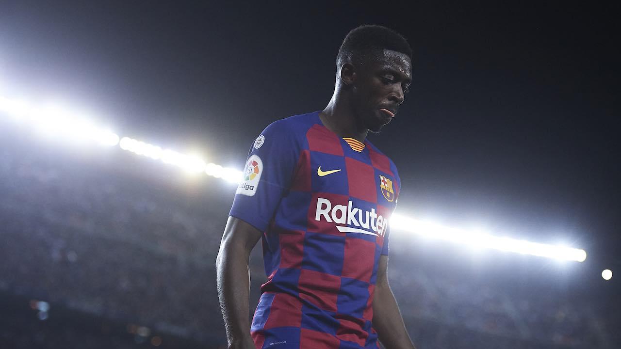 Juventus, chi è Dembele e perché al Barcellona ha deluso