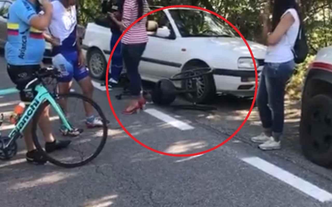 Alex Zanardi, incidente con l'handbike: è in gravi condizioni - Video