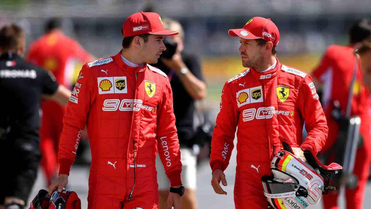 """Vettel: """"Sorpreso che la Ferrari non mi abbia rinnovato. Lec"""