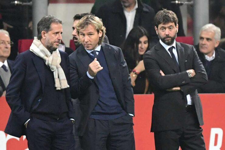 Scintille Conte-Agnelli, il tweet della Juve