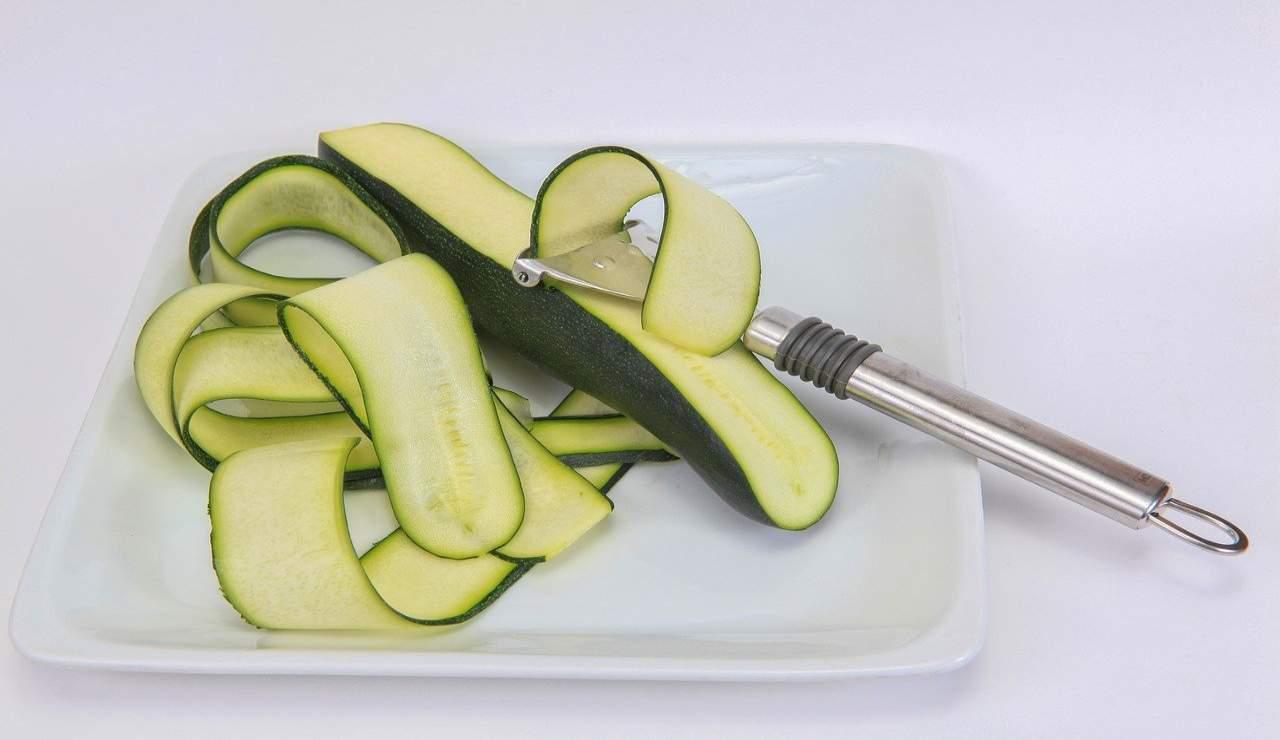 Involtini zucchine farciti ricetta