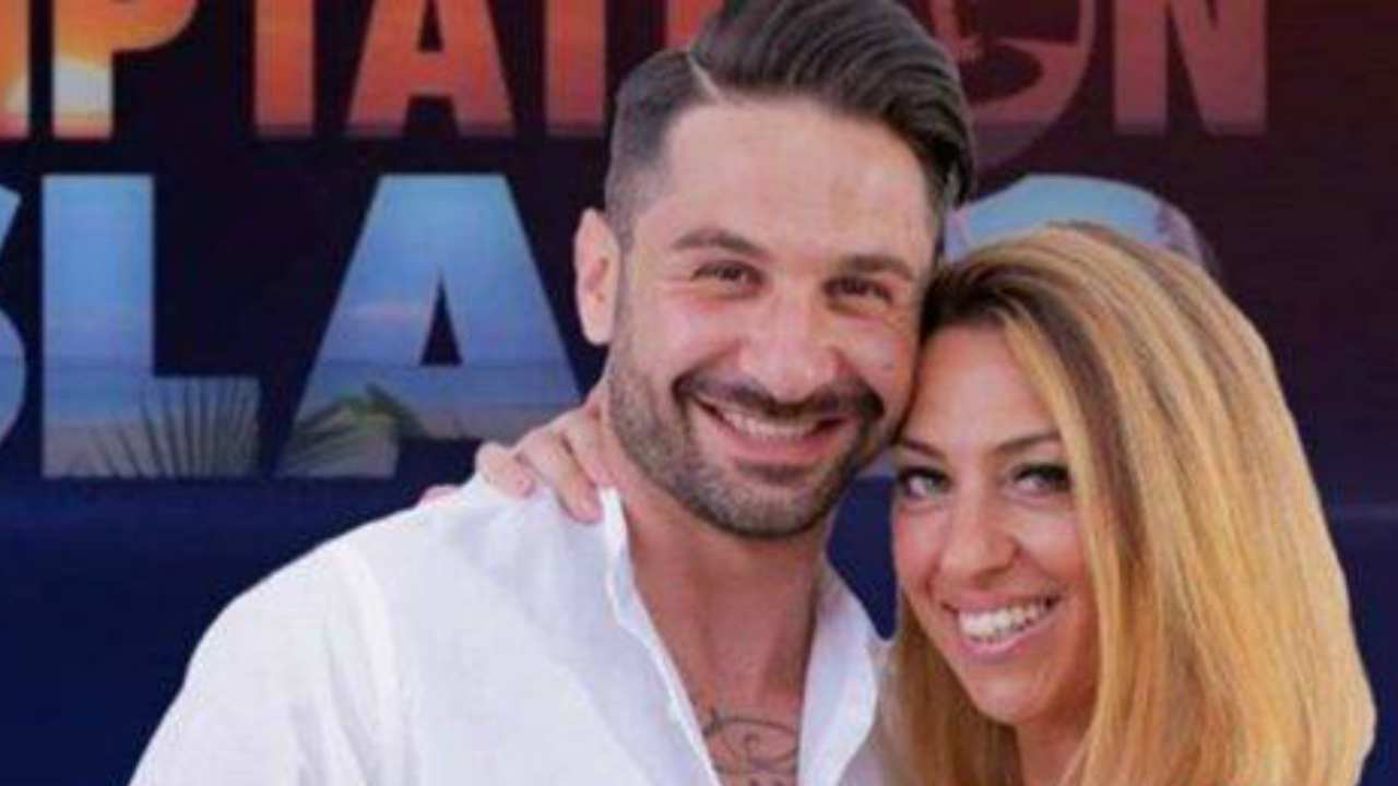 Temptation Island, Antonio in acqua con Ilaria: