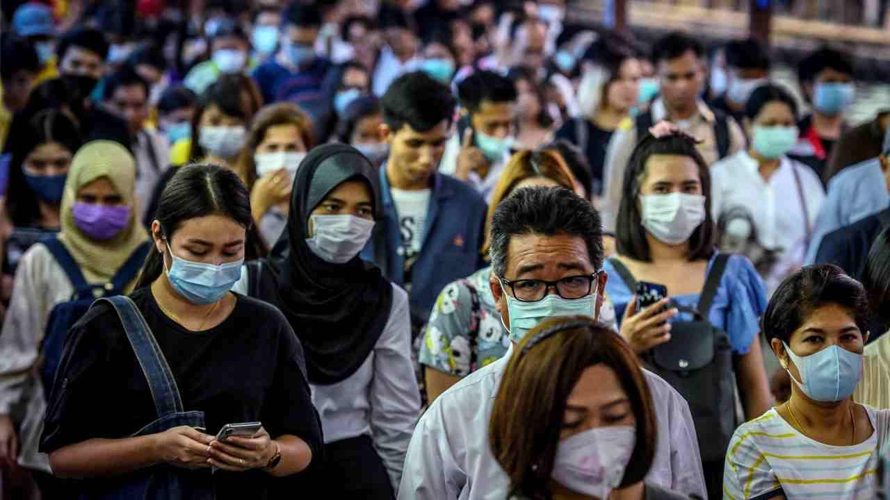 sudest asiatico coronavirus Thailandia