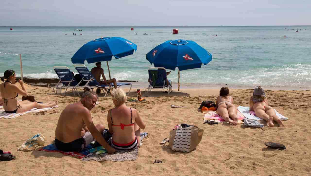 Meteo 10 luglio 2020: anticiclone che crolla prima del previ