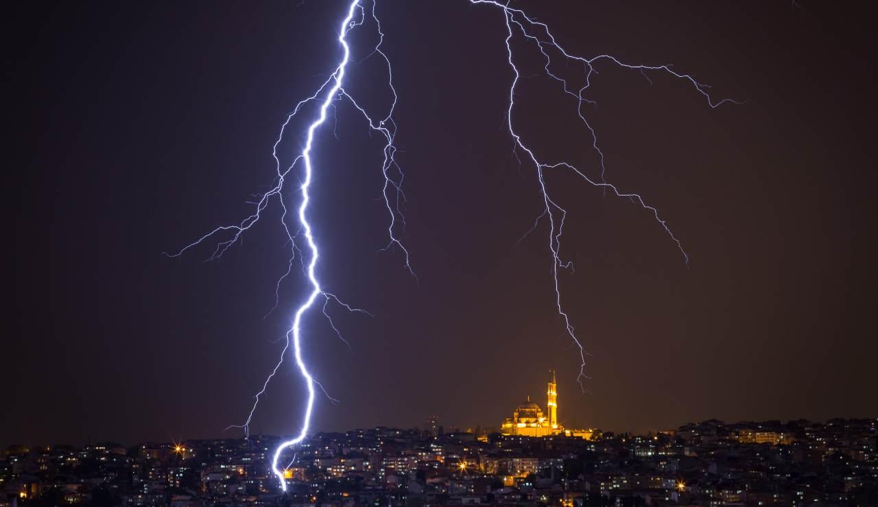 Meteo 16 luglio 2020: rovesci e temporali infestano l'Italia