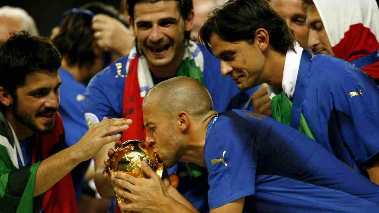 Mondiale 2006, 14 anni dal trionfo: quei ragazzi sono quasi