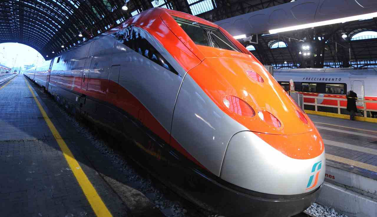 Trenitalia lancia l'opzione acquisto biglietti con credito t