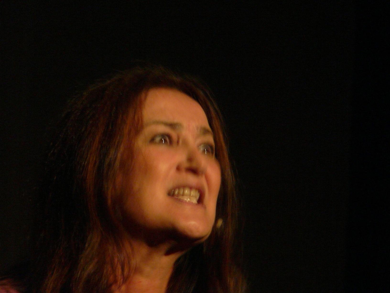 L'attrice Donatella Venuti è morta: teatro siciliano in lutt
