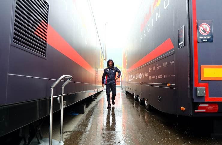 Formula 1, GP della Stiria: annullate le prove per pioggia